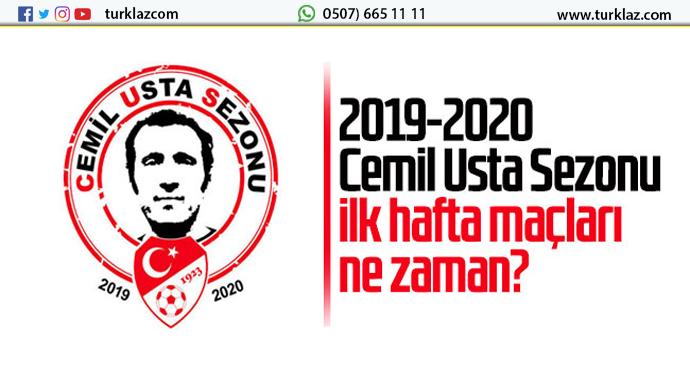 2019-2020 SÜPER LİG MAÇ PROGRAMI