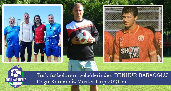BENHUR BABAOĞLU Doğu Karadeniz Master Cup 2021 de