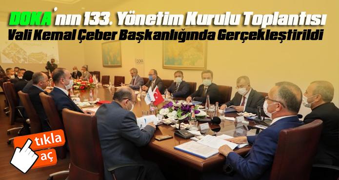 D.KARADENİZ KALKINMA AJANSI TOPLANTISI