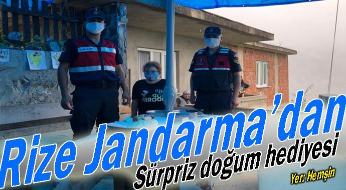 JANDARMA'DAN GÜZEL HAREKETLER