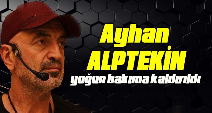 Karadeniz Müziği Sanatçı Ayhan Alptekin Yoğun Bakımda