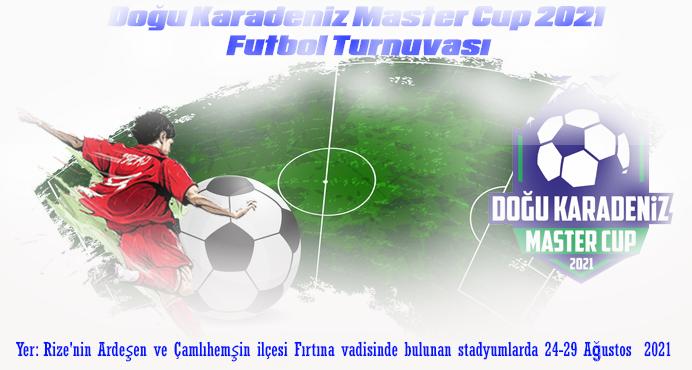 Master Veteran Futbol turnuvası Ardeşen ve Çamlıhemşin'de