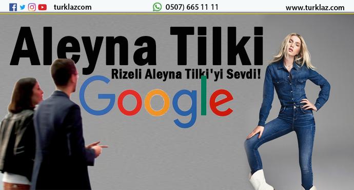 RİZELİLER ALEYNA TİLKİ'Yİ ÇOK SEVDİ