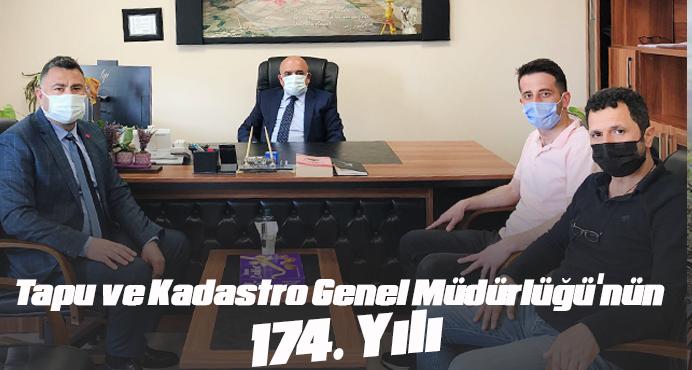 Tapu ve Kadastro Genel Müdürlüğü'nün 174. Yılı
