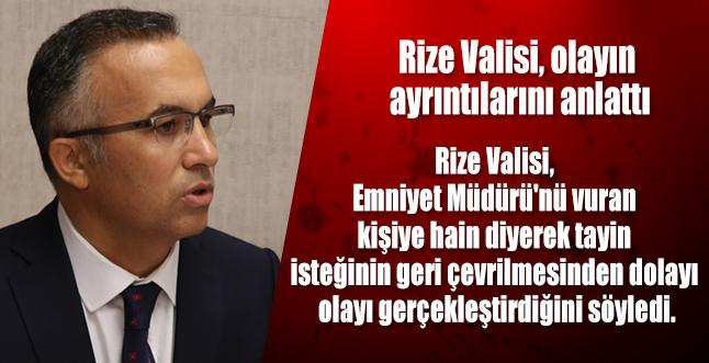 VALİ ÇEBER: