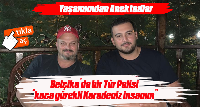 YASİN AKTAŞ:Koca yürekli Karadeniz insanım!