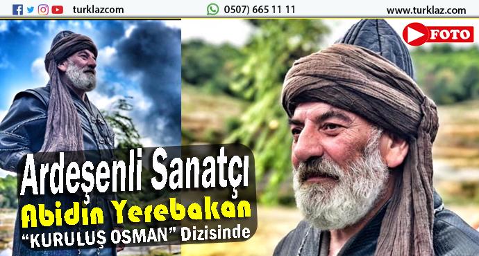 ABİDİN YEREBAKAN ATV EKRANINDA \