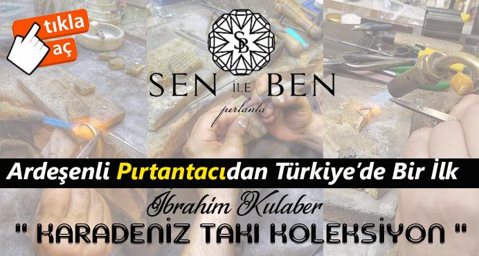 Ardeşenli Pırlantacılan Türkiye\'de Bir İlk