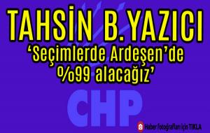 ADAY ADAYI TAHSİN B.YAZICI