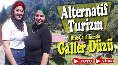 ALTERNATİF TURİZMDE GALLER DÜZÜ İDDİALI