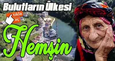 BULUTLARIN ÜLKESİ HEMŞİN/VİDEO