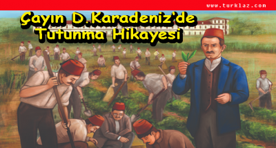 ÇAYIN D.KARADENİZ'DE TUTUNMA HİKAYESİ