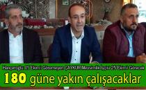 ÇAYKUR İŞÇİSİ 180 GÜNE YAKIN ÇALIŞACAKLAR