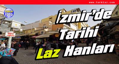 İZMİR'DE TARİHİ