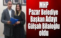 MHP PAZAR İLÇESİNDE ADAY BELİRLENDİ