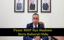 MHP PAZAR'DA GÖREV DEĞİŞİMİ