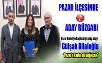 MHP PAZAR'DA KADIN ELİ