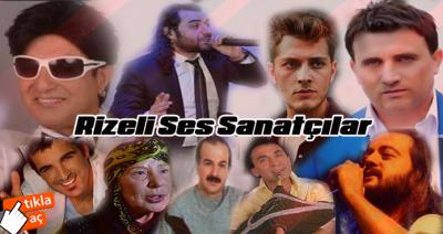 SANAT DÜNYASINDAKİ RİZELİ SANATÇILAR-2.BÖLÜM