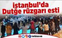 SARIYER'DE DUTĞE RÜZGARI ESTİ