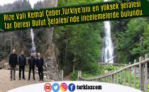 TÜRKİYE'NİN EN YÜKSEK ŞELALESİ (TAR)