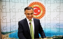 VALİ ÇEBER, İL GENEL MECLİSİNİ ZİYARET ETTİ