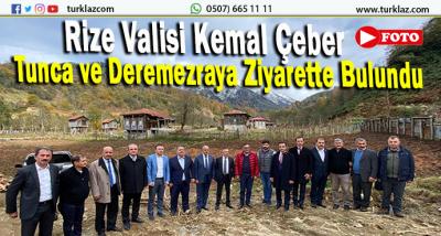 VALİ ÇEBER;TUNCA VADİSİNDE