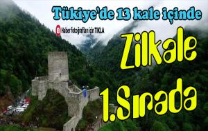 ZİL KALE TÜRKİYE'DE 1.